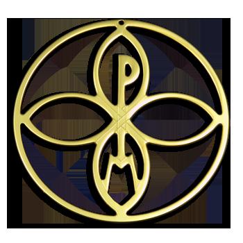Christus-Marien-Plakette